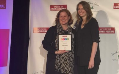 Avalon Accepts Best Place to Work Award