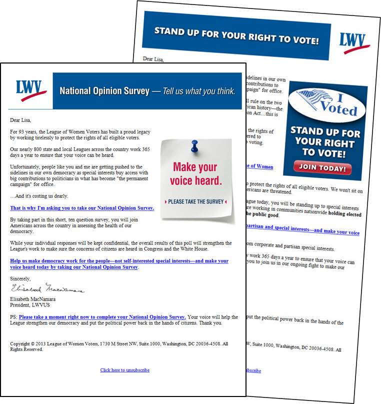 LWV efr FYI - april 2014